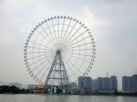 The best ferris wheels in China