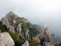 Most famous mountains in China