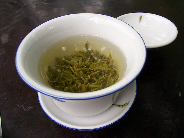 Chengdu- green tea
