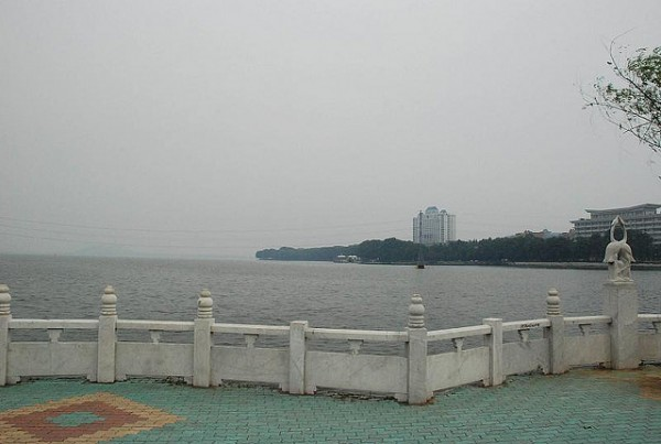 East Lake in Wuhan