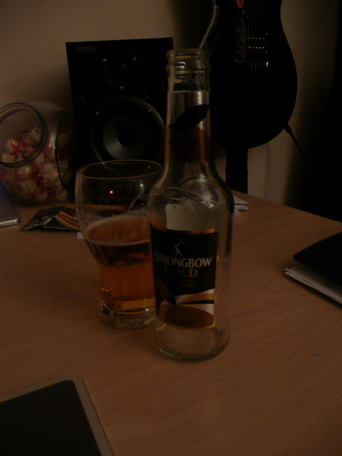 Strongbow cidder